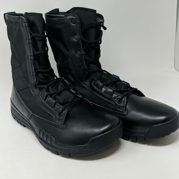 ShoesPolice 8 Leather Poshmark Nike Boots gyvY76bf